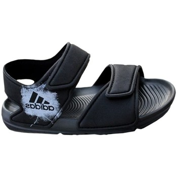 Shoes Children Sandals adidas Originals Altaswim I Black