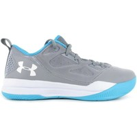 Shoes Men Basketball shoes Under Armour Jet Low Grey