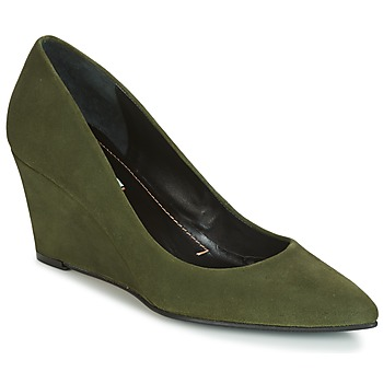 Shoes Women Heels Paco Gil CLAIRE Dark Green