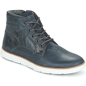 Shoes Men Hi top trainers Bullboxer BERNIE Blue