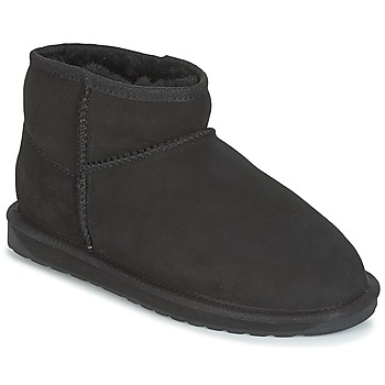 Shoes Women Mid boots EMU STINGER MICRO Black