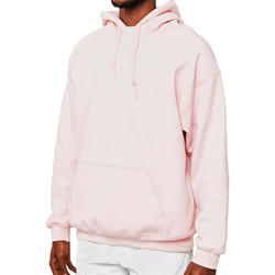 Clothing Men sweatpants The Idle Man Classic Overhead Hoodie Pink Pink