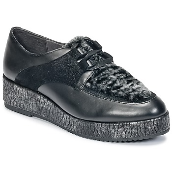 Shoes Women Derby Shoes Mam'Zelle ROSITA Grey