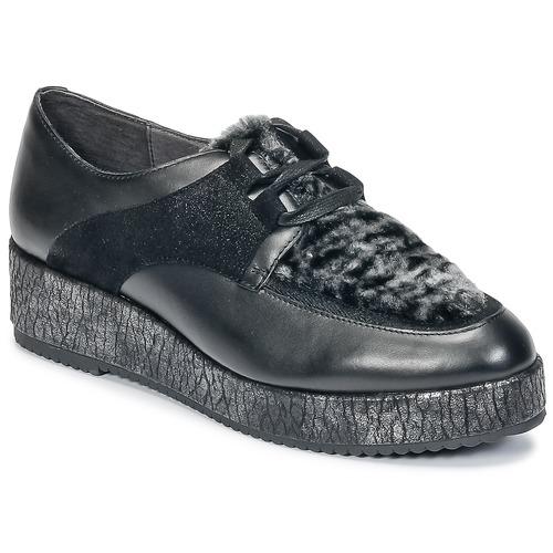 Shoes Women Derby Shoes Mam'Zelle ROSITA Grey