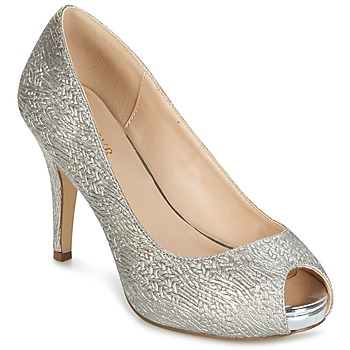 Shoes Women Heels Menbur SADIRA Silver