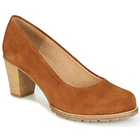 Shoes Women Heels MTNG ZERMO Brown