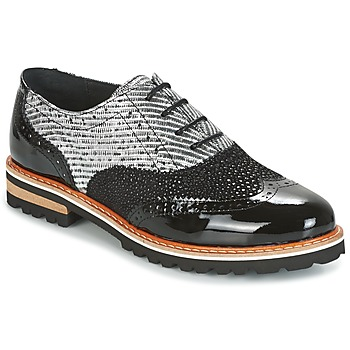 Shoes Women Derby Shoes Regard RIF2 Black
