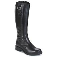 Shoes Women High boots Samoa 53245-NERO Black