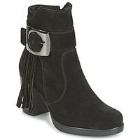 Shoes Women Ankle boots Samoa MARIEL Black