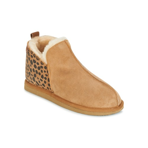 Shoes Women Slippers Shepherd ANNIE Brown