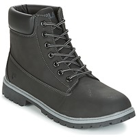 Shoes Men Mid boots Fila MAVERICK MID Black