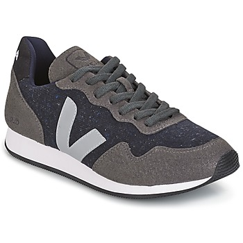 Shoes Women Low top trainers Veja SDU Grey / Dark