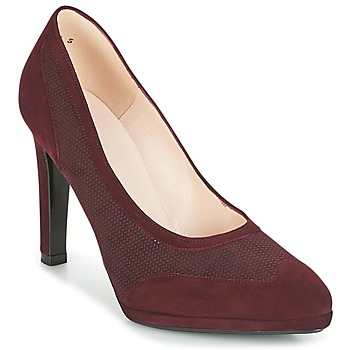Shoes Women Heels Peter Kaiser HERNA BORDEAUX