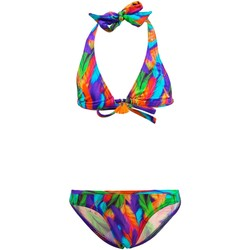 Clothing Girl Bikinis Lolita Angel Kids 2 Pièces Swimsuit Triangle  Coco Tiny Brett Multicolor MULTICOLOUR