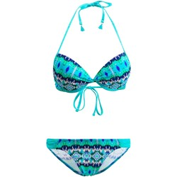 Clothing Women Bikinis Lolita Angel 2 Pieces Swimsuit Balconnette  Palm Spring Playa Link Multicolor MULTICOLOUR
