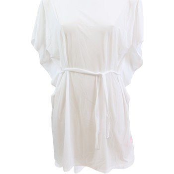 Clothing Women Dresses Lolita Angel Beach Dress  Silken White WHITE