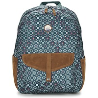 Bags Women Rucksacks Roxy CARRIBEAN Blue / Brown