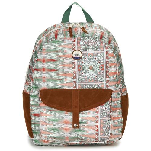 Bags Women Rucksacks Roxy CARRIBEAN Multicoloured
