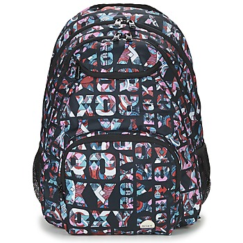 Bags Women Rucksacks Roxy SHADOW SWELL Multicoloured