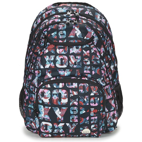 Bags Women Rucksacks Roxy SHADOW SWELL Multicoloured