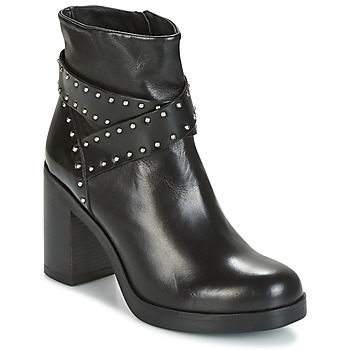 Shoes Women Ankle boots Tosca Blu ST.MORITZ Black