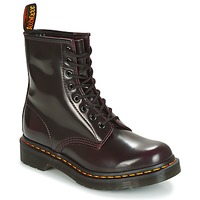 Shoes Women Mid boots Dr Martens 1460 Red / Cherry