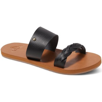 Shoes Women Flip flops Roxy Tess - Chanclas NEGRO