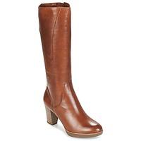 Shoes Women High boots Tamaris NEOU Brown