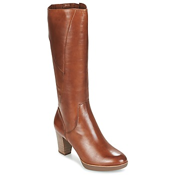 Shoes Women High boots Tamaris NEOU Brown