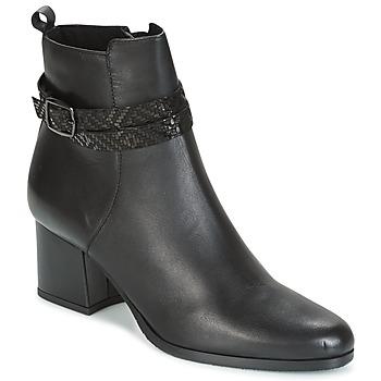 Shoes Women Ankle boots Tamaris BORISA Black