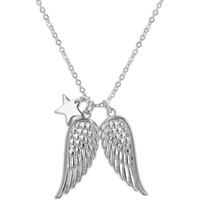 Watches Women Necklaces Fashionvictime Necklace For Women By  - Silver And Rhodium Plated Jewel Argenté