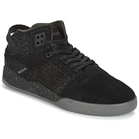 Shoes Hi top trainers Supra SKYTOP III Black / Grey