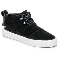 Shoes Men Hi top trainers Supra CHARLES Black / White