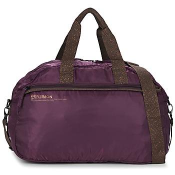 Bags Women Sports bags Bensimon SPORT BAG Purple
