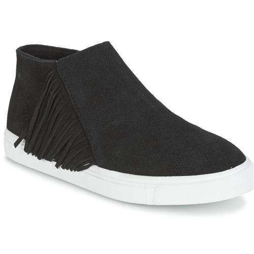 Shoes Women Mid boots Minnetonka GWEN BOOTIE Black