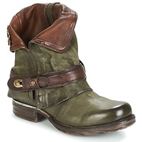 Shoes Women Mid boots Airstep / A.S.98 SAINT BIKE MARINE