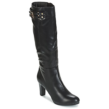 Shoes Women High boots Moony Mood GEORGIA Black