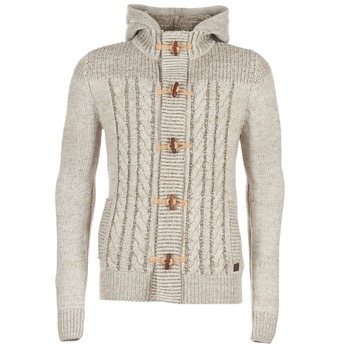 Clothing Men Jackets / Cardigans Petrol Industries VOREP BEIGE