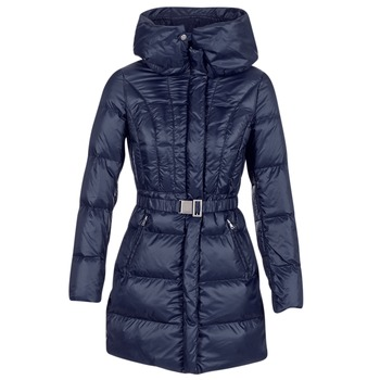 Clothing Women Duffel coats Benetton MOSTE MARINE
