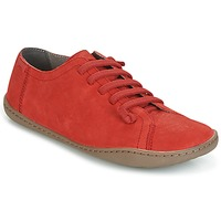 Shoes Women Derby Shoes Camper PEU CAMI Red