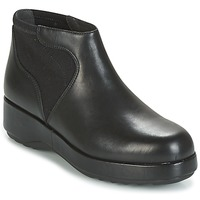 Shoes Women Mid boots Camper DESSA Black