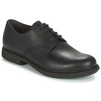 Shoes Men Derby Shoes Camper NEUMAN Black