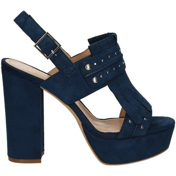 Shoes Women Sandals Bruno Premi K2603N High heeled sandals Women Blue Blue