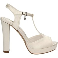 Shoes Women Sandals Osey SA0440 High heeled sandals Women Bianco Bianco