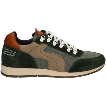 Shoes Men Walking shoes Ambitious 6904 Sneakers Man Verde Verde