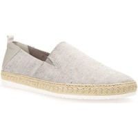 Shoes Men Espadrilles Geox U72B7C 0ZB85 Espadrillas Man Grey Grey