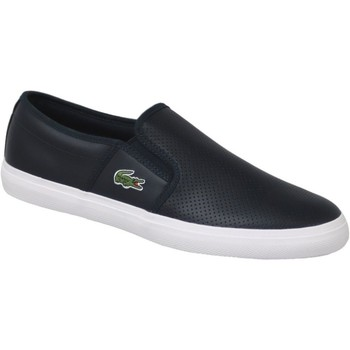 Lacoste  Gazon BL 1  mens Slipons (Shoes) in multicolour