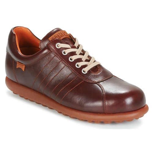 Shoes Men Derby Shoes Camper PELOTAS ARIEL Medium / Brown