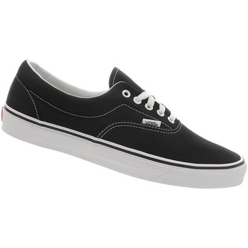 Shoes Men Low top trainers Vans Era Black-White