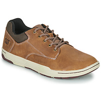 Shoes Men Low top trainers Caterpillar COLFAX Brown